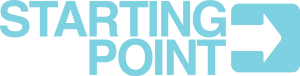 Starting Point Logo Pantone630 Transparent