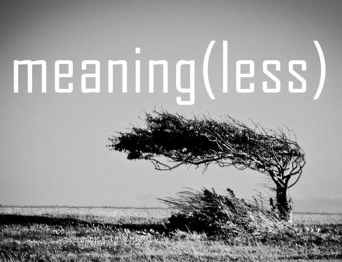 A Sermon Series on Ecclesiastes