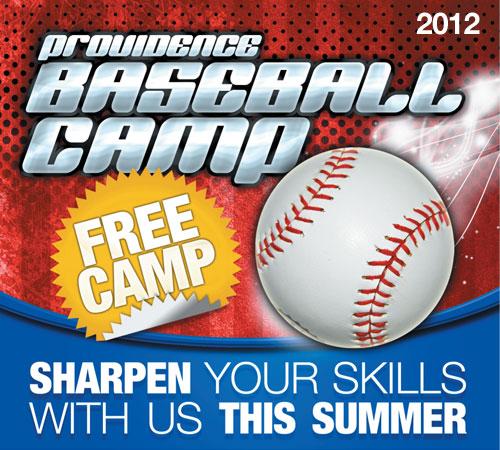 Providence Baseball Camp 2012