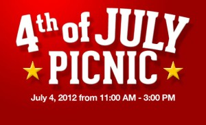 July 4 Picnic 2012